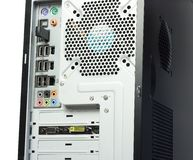 CPU de la informática Fotos de archivo libres de regalías