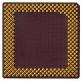 CPU DE LA PC 486 Foto de archivo libre de regalías