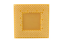 CPU del calcolatore immagini stock libere da diritti