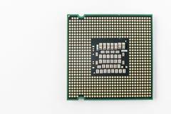 CPU dell'unità di elaborazione del computer Fotografie Stock Libere da Diritti