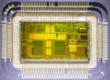 CPU dentro Fotografia Stock