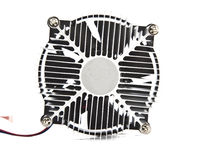 CPU fan Royalty Free Stock Images