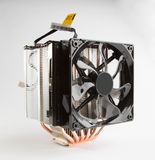 Cpu fan Royalty Free Stock Photos