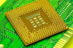 CPU II Stock Photo
