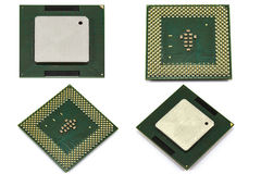 CPU isolated Stock Photos
