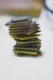 CPU-Kontrollturm Lizenzfreie Stockbilder