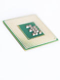 CPU macro Stock Images