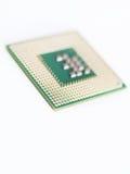 CPU macro Stock Images