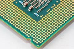 Cpu-motherboard Stock Afbeeldingen