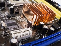 CPU Motherboard Stock Photos