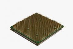 CPU multiconduttore moderno Fotografia Stock
