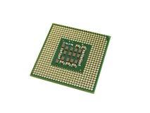 CPU-Nahaufnahme Stockbilder