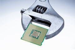 CPU. Royalty Free Stock Photography