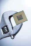 CPU. Stock Photo
