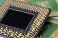 CPU processors Royalty Free Stock Image