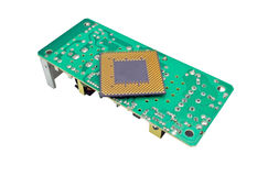 Cpu processors Royalty Free Stock Photography