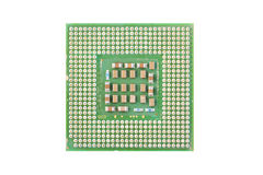 CPU Socket Royalty Free Stock Photos