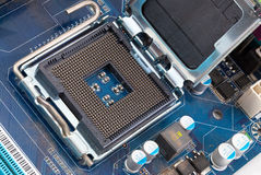 CPU socket Stock Photos