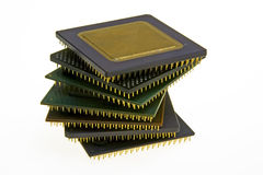 CPU tower Stock Photography