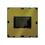 CPU (unité centrale de traitement) Photo libre de droits