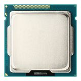CPU upside Stock Photo