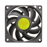 CPU-ventilator Royaltyfri Foto