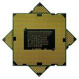 CPUs (中央处理单元) 免版税库存照片