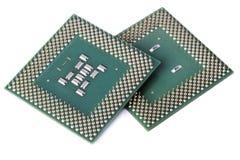 CPUs Stock Photo