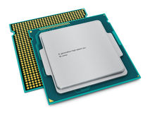 CPUs  Royalty Free Stock Photos