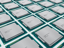 CPUs  Stock Photography