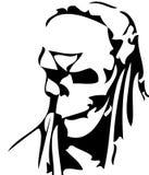Cráneo Foto de archivo libre de regalías