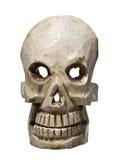 Cráneo artificial imagen de archivo