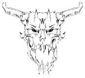 Cráneo de Deamon libre illustration