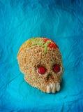 Cráneo del altar Fotos de archivo libres de regalías