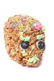 Cráneo del caramelo Fotografía de archivo