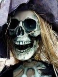 Cráneo del pirata Fotografía de archivo