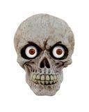 Cráneo divertido Fotografía de archivo