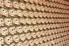 Cráneos Imagen de archivo libre de regalías