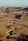 Cráter de Ramón. Foto de archivo