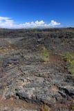 Cráteres del monumento nacional de la luna Imagen de archivo libre de regalías