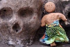 Crâne de culture. Image libre de droits