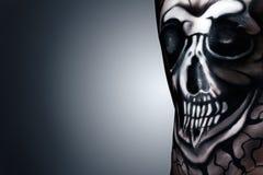 Crâne de Hamlet. photo stock
