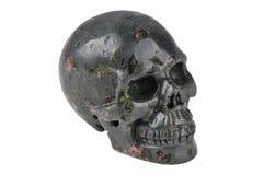 Crânio de cristal Fotos de Stock Royalty Free