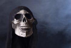 Crânio de Dia das Bruxas Imagem de Stock Royalty Free