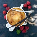 Crème brûlée Royalty Free Stock Photo
