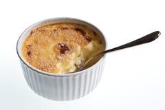 Crème-brulée Immagine Stock Libera da Diritti