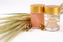 Crème cosmétique Image stock