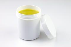 Crème d'onguent photo libre de droits