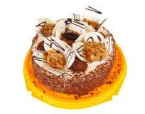 crème de gâteau Photos stock