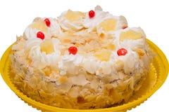 crème de gâteau Photos libres de droits
